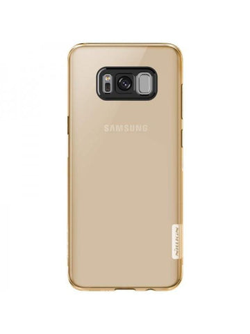 Nillkin Case for Samsung Galaxy S8 Nature Series - Gold - Furper