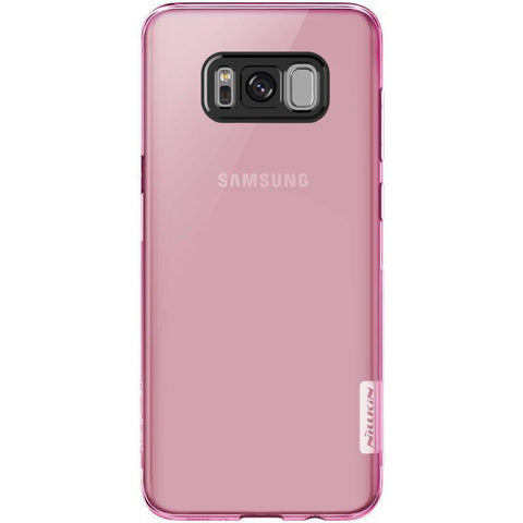 Nillkin Case for Samsung Galaxy S8 Nature Series - Pink - Furper