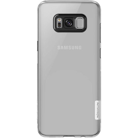 Nillkin Case for Samsung Galaxy S8 Plus Nature Series - Clear - Furper