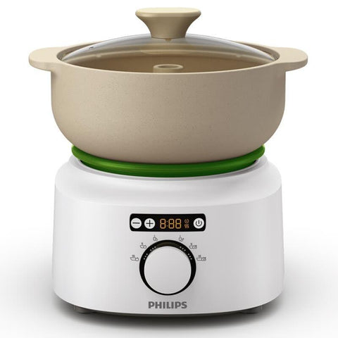 Philips HR2210 / 01 Electric Steam pot Soupmaker - Furper
