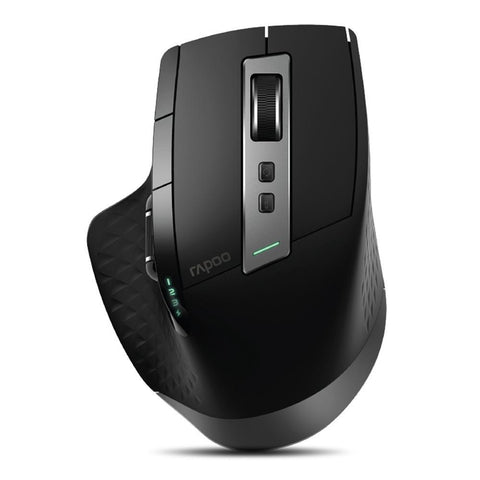 Rapoo MT750S Rechargeable Wireless Bluetooth Mouse - Furper