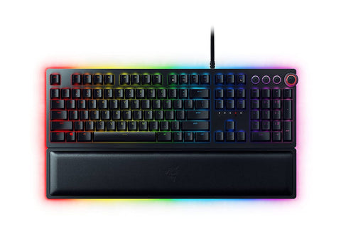 Razer Huntsman Elite OPTO - Mechanical Gaming Keyboard Gaming Keyboard Razer