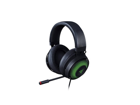Razer Kraken Ultimate Gaming Headset 7.1 Chroma Noise Canceling Headphones Gaming Headset Razer