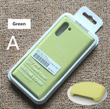 Samsung Galaxy Note 10 Plus Silicone Cover - Furper