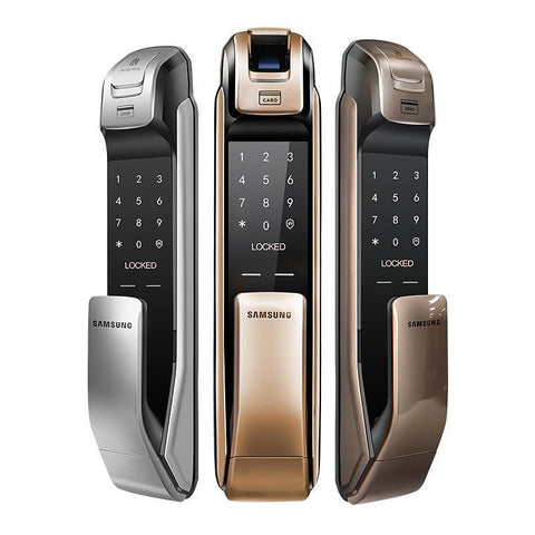 Samsung Smart Door Lock - Furper