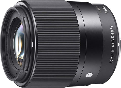 Sigma 30 mm f/1.4 DC DN Contemporary Lens - Furper