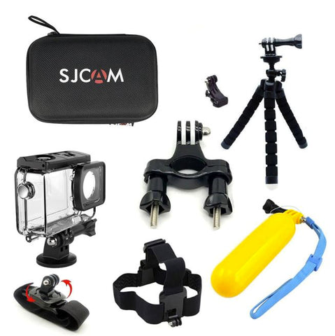 SJCAM SJ8 PRO Accessories Waterproof Housing Case for SJ8 Plus Storage Bag for SJCAM SJ8 Action Camera Tripod Set for SJ8 AIR Action Camera SJCAM