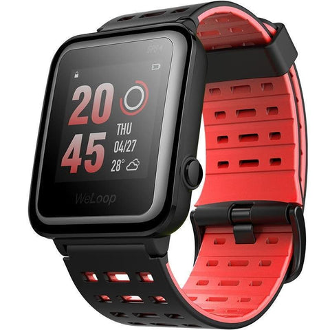 WeLoop Hey 3S Multi-function GPS Smart Sports Watch - Furper