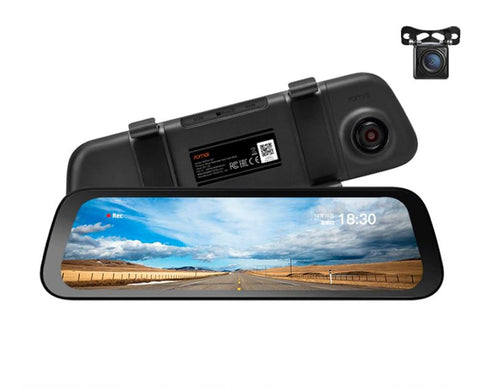 Xiaomi 70mai Rearview Dash Cam Wide 9.35 Inch Full Screen DVR Dash Camera Xiaomi