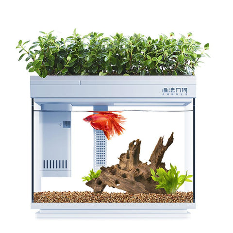 Xiaomi AI Smart intelligent modular fish tank aquarium Fish Tank Xiaomi