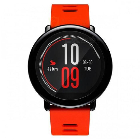 Xiaomi Amazfit Pace Smartwatch - Red (English Version) - Furper