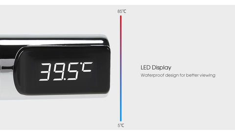 Xiaomi LED Water Shower Thermometer - Furper