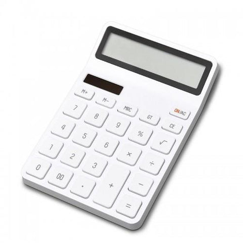 XIAOMI LEMO Photoelectric Desktop Calculator - Furper