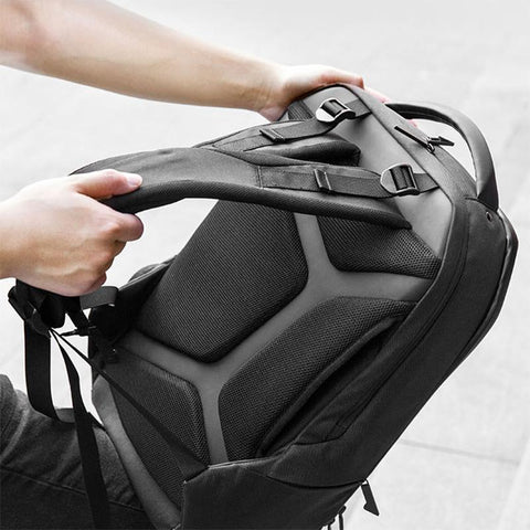 Xiaomi Men Cool Style Multifunctional Waterproof Backpack - Furper