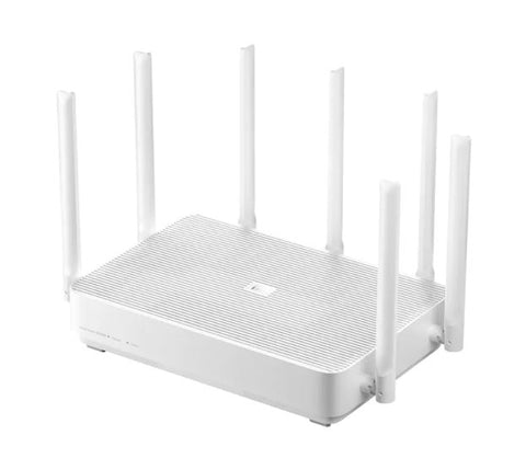 Xiaomi Mi AIoT Router AC2350 2200 Mbps Gigabit Wired Speed Wifi Router Router Xiaomi White