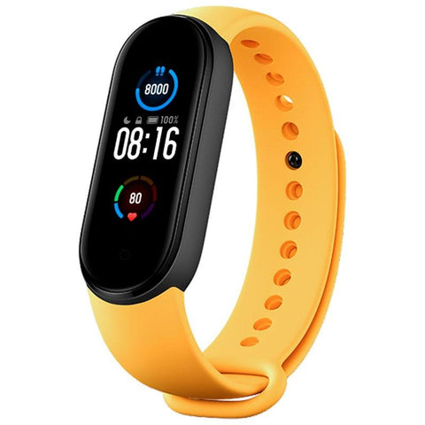 Xiaomi Mi Band 5 Original Replacement Straps Replacement Straps Xiaomi Yellow