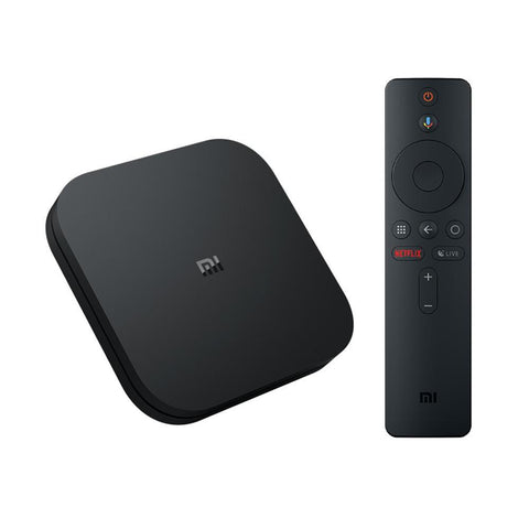 Xiaomi Mi Box S with 4K HDR and 8.1 Android Support (Global Version) - Furper