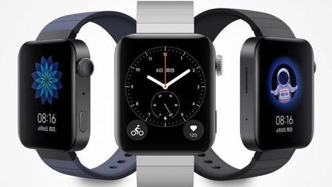 Xiaomi Mi Watch Fitness Smartwatch (Global Version) - Furper