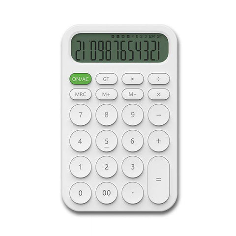 Xiaomi Miiiw 12 Digit Electronic Calculator - Furper