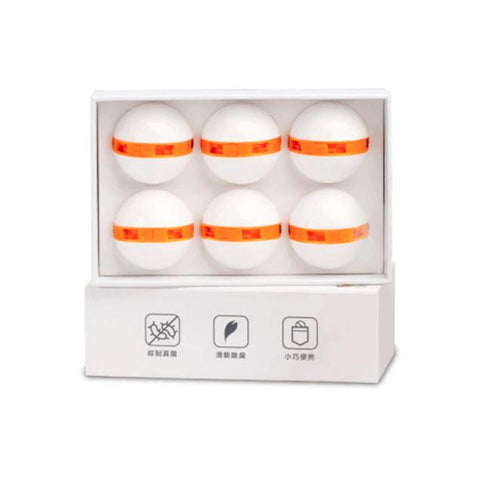 Xiaomi Mijia Clean n Fresh Shoe Deodorant (6 Packs) - Furper