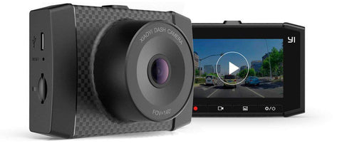 Xiaomi YI Ultra DVR 2.7K Dash Camera (English Version) - Furper