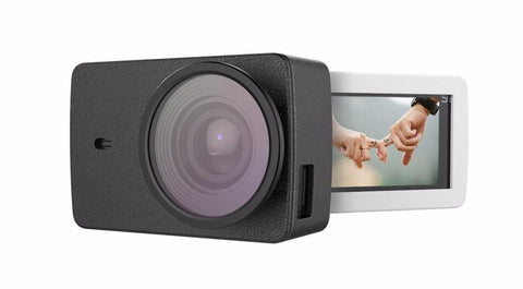 Yi 4K Action Camera Protective Leather Case - Furper