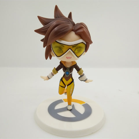 Overwatch Tracer Action Figure
