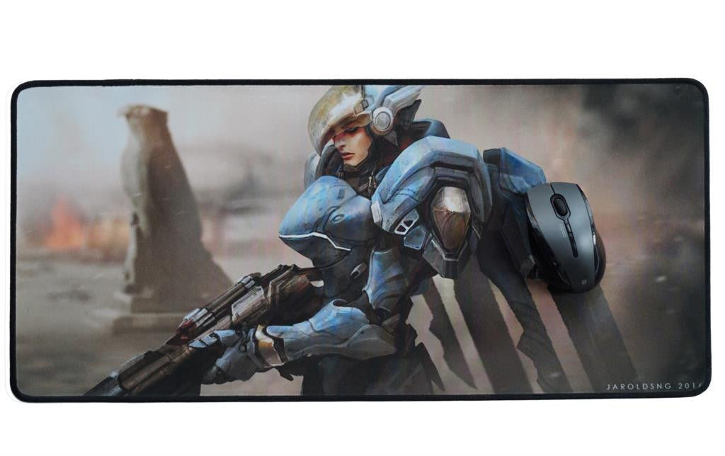 Overwatch Pharah Gaming Mouse Pad