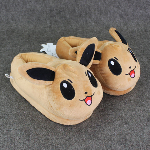 Pokemon Eevee Indoor Slippers