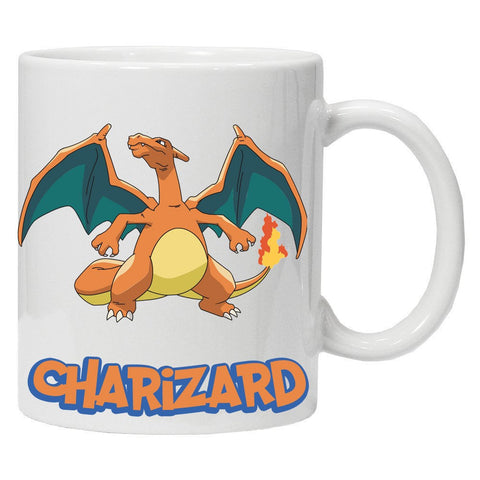 Pokemon Charizard Mug