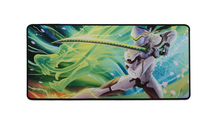Overwatch Genji Gaming Mouse Pad
