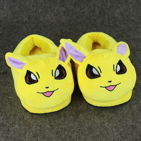 Pokemon Jolteon Indoor Slippers