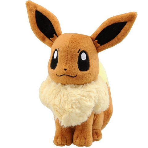Pokemon Eevee Plush Toy (20cm)