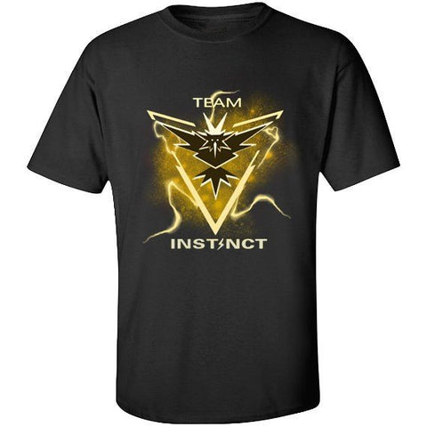 Pokemon Go Men's T-Shirts - Team Valor/Mystic/Instinct