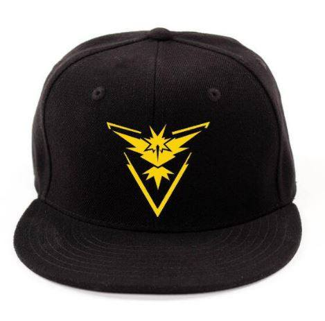 Pokemon Go Sports Baseball Cap