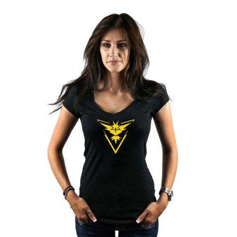 Pokemon Go Women's Team T-Shirts