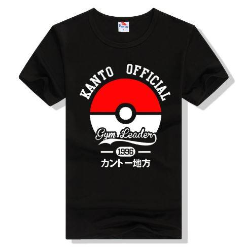 Pokemon Men's T-Shirts - Kanto Official