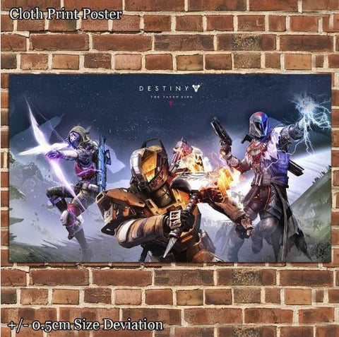 "Destiny The Taken King Cloth Art Poster (35""x60"")"