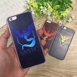 Pokemon GO iPhone 5/5S/SE, 6/6S, 6/6S Plus Protection Case Cover