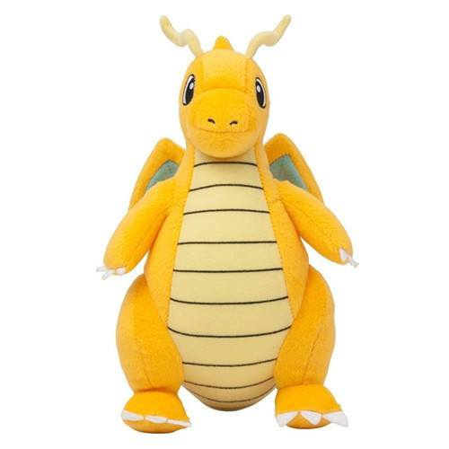 Pokemon Dragonite Plush Toy
