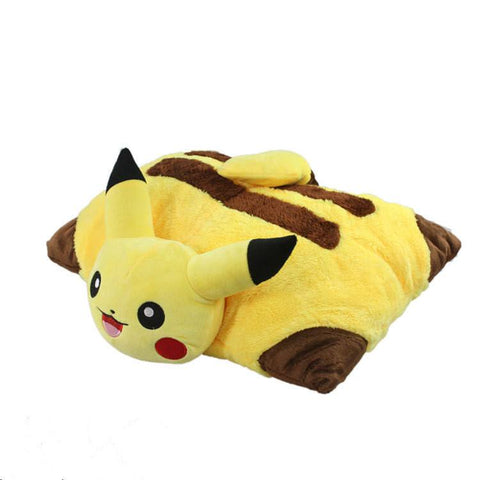 Pokemon Pikachu Plush Cushion Pillow