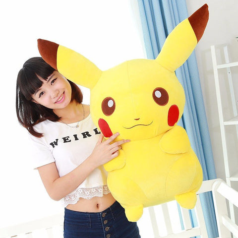 Pokemon Pikachu Plush Toy (20cm/35cm/45cm)