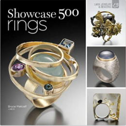 Showcase 500 Rings Book Cover