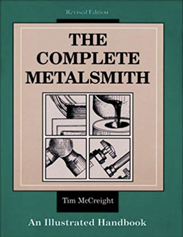 The complete Metalsmith Book Cover