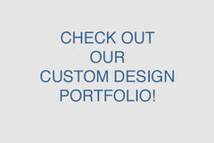 design portfolio button