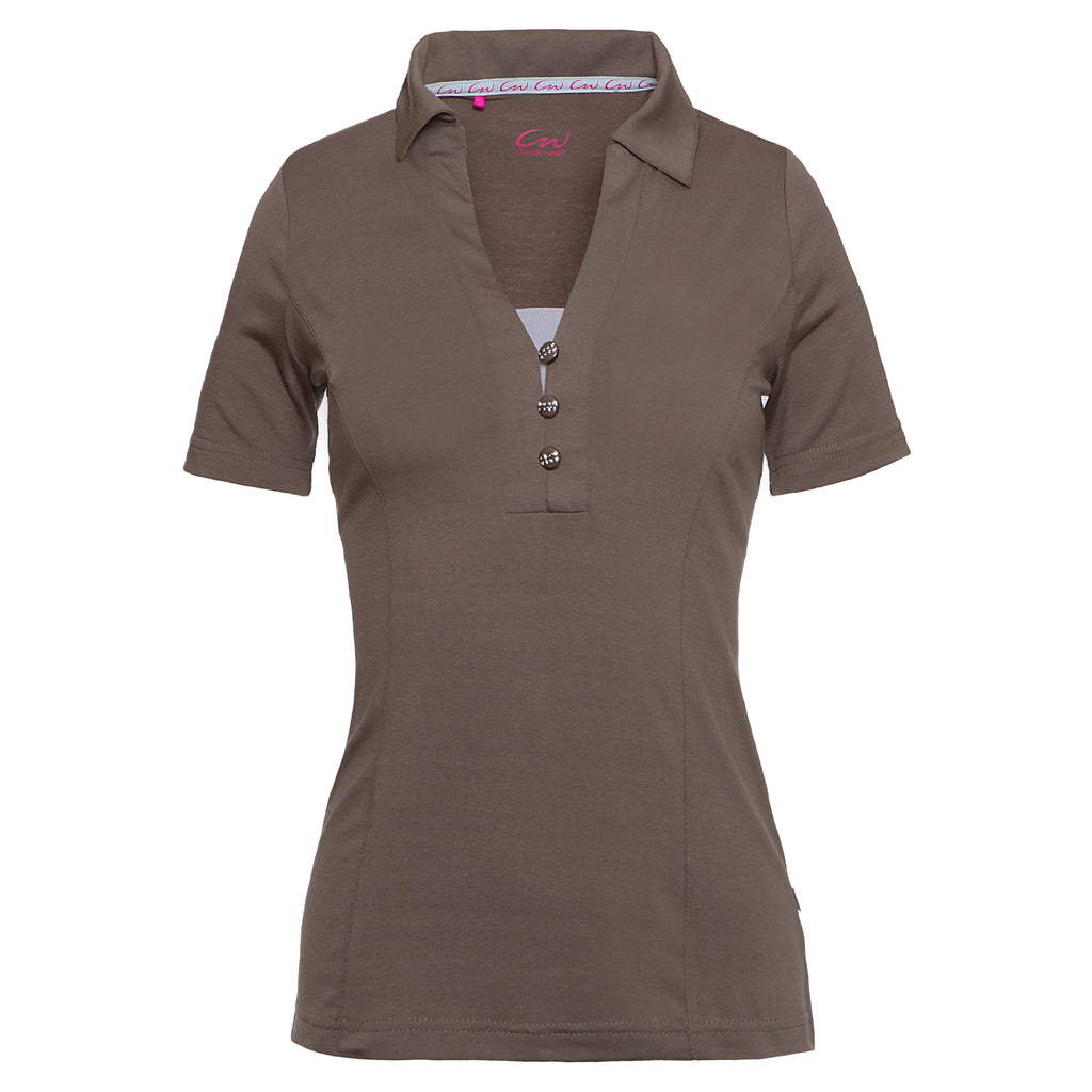 ALYSSA - Short sleeve fashion top