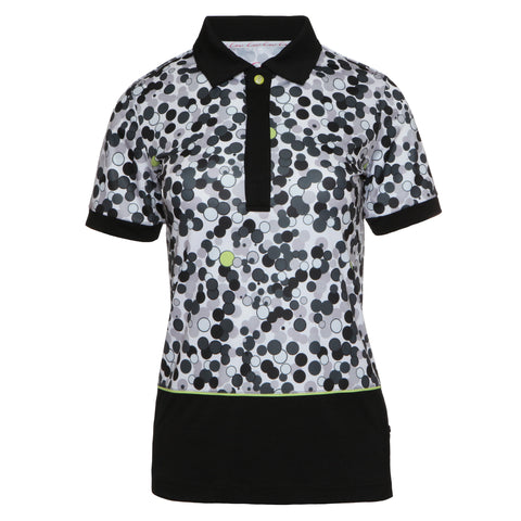BRENDA - Short sleeve printed top
