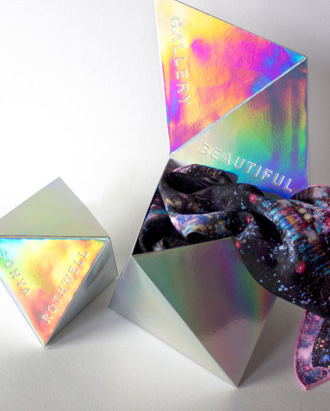 HOLOGRAPHIC GIFT BOXES