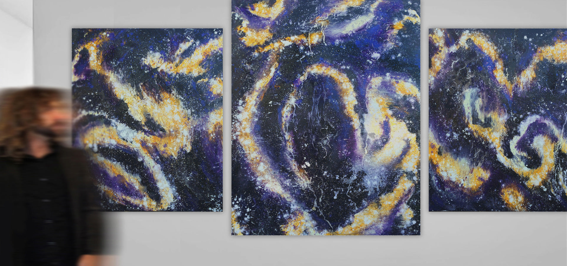 Cosmosis by Sonya Rothwell Alchemist-in-Chief of Gallery Beautiful
