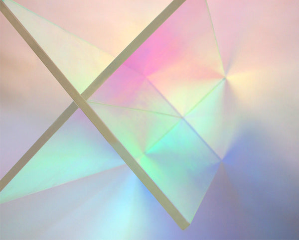 SONYA ROTHWELL x GALLERY BEAUTIFUL IRIDESCENT DIAMOND LIGHT TABLES